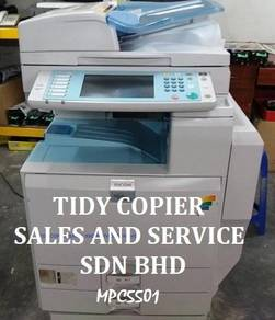 Mpc5501 machine copier color
