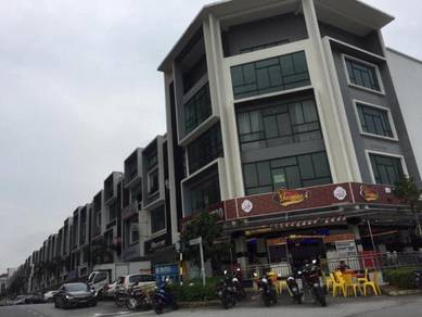 Bandar Bukit Puchong 3 storey shop lot Freehold