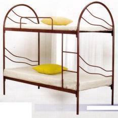 Double decker steel bed (promotion)