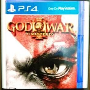 Ps4 Digital Game: God Of War 3 Remastered