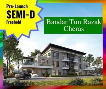 [Pre-Launch] Cheras, Bandar Tun Razak, Taman Connaught, Midah, Len Sen