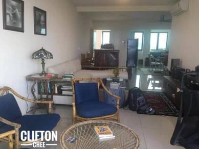 Pavillion Resort 1650sqft H.FLOOR 2CP AT TELUK KUMBAR