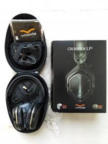V-MODA Crossfade LP2 Over-Ear Headphones (NEW)