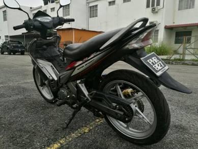 2007 Yamaha Lc 135 v1