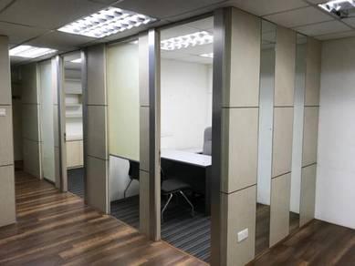 Nicely Decorated Office Space: 8 Avenue Seksyen 8 Petaling Jaya