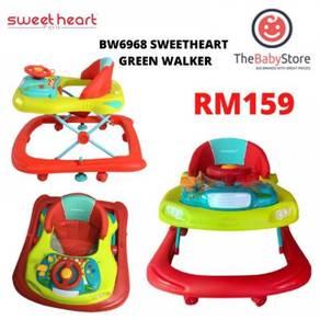 Bw6968 swetheart walker - green