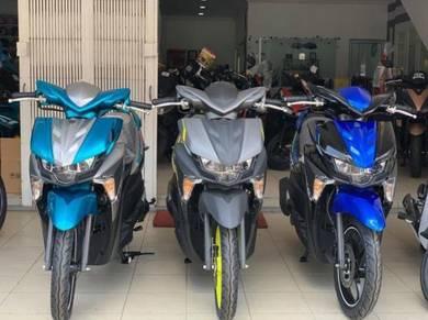 New Yamaha Ego Avantiz 125 Ready Full Loan