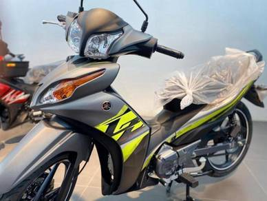 Yamaha lagenda 115z (TAHUN BARU promo low d/p)