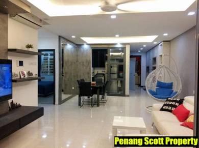 [Classic Unit] Vertiq Condo Gelugor NB Tesco/ E-gate/ Penang Bridge