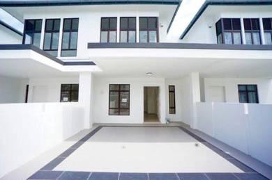 Double Storey House Eco Grandeur Type C Graham Garden Puncak Alam