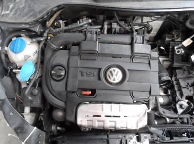 Volkswagen mk6 engine kosong 1.4