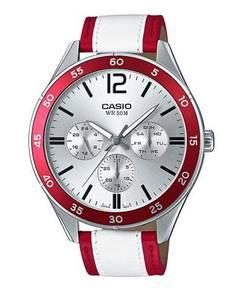Watch- Casio Men Multi Dials MTPE310L-4 - ORIGINAL