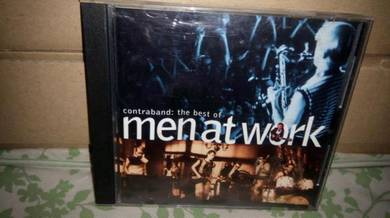CD The Best of Men At Work
