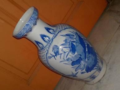 Pasu antik antique chinese oriental vase