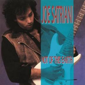 Joe Satriani Not Of This Earth 180g Import LP