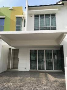 2.5 storey link house the oasis cheras for sale