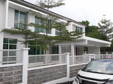 New Modern Design Bungalow House Sale At Taman Desa Penaga Kulim