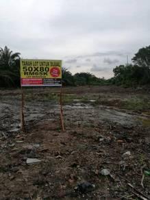 Tanah lot murah bergeran di Taiping