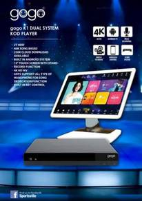 Gogo Full Set Karaoke System