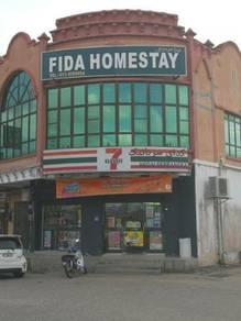 Fida Homestay Tanah Merah