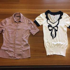 Guess Ladies Tops/Shirts Size S