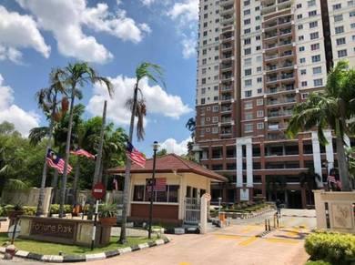 END LOT Fortune Park Condominium Seri Kembangan