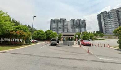 MURAH Suria Ixora Apartment Setia Alam FREEHOLD HARGA BOLE NEGOO LAGI