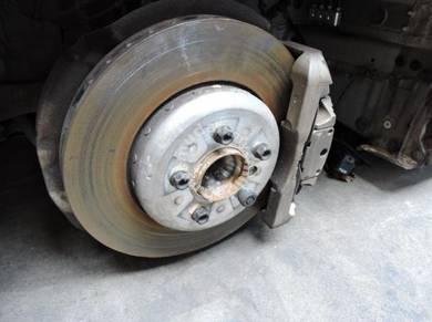BMW 5-Series F10 535i Ori Brake Caliper+Brake Disc