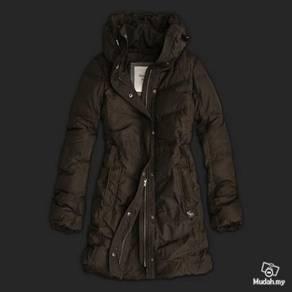 Female AF Long Slim jacket Abercrombie