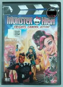 DVD Monster High : Frights, Camera, Action