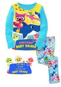 Brand Ailubee Pyjamas BABY SHARKS DOO DOO DOO A546