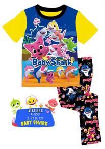Brand Ailubee Pyjamas BABY SHARKS DOO DOO DOO A550