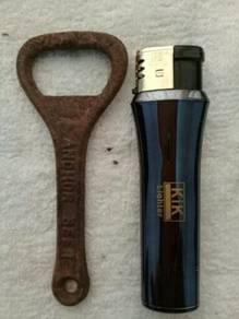 119 Antik bottle opener vintage antique
