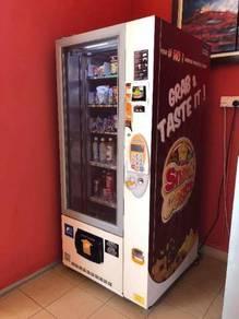 Snack Combo Vending Machine