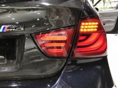 BMW e90 LCI 09 11 Rear Tail lamp light led RED