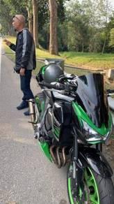 2016 Kawasaki z800