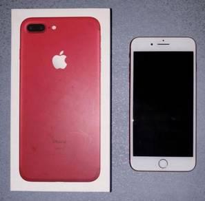 Iphone 7 plus 128 Red Myset