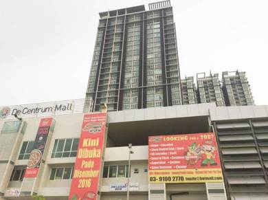 BELOW MARKET De Centrum Residence Kajang Uniten Hospital Serdang