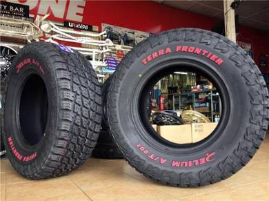 4X4 Tyre 265-70-16 AT Special Racing RED Letter