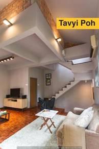 Cascadia Apartment Pulau Tikus Fully Renovated