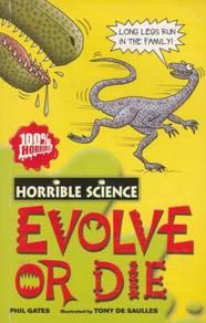 Evolve or Die