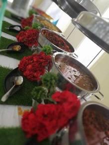 Catering kenduri kahwin jamuan birthday party