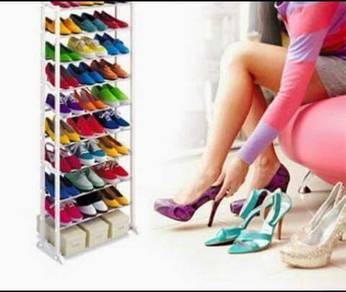 Space Amazing Saving Shoe Rack(01)db