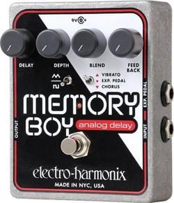 Electro Harmonix EHX Memory Boy - Guitar Pedal