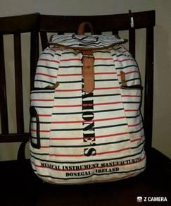 Backpack Canvas B.C.+ ISHUTAL International