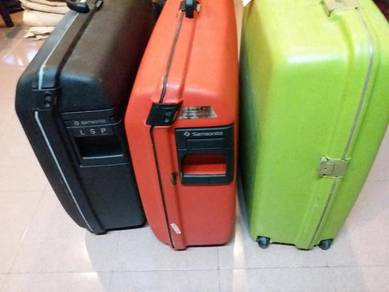 SAMSONITE Luggage Bag levis nike mini adidas