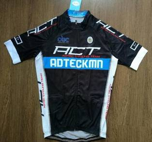 Custom made jersey cycling team club MTB high end
