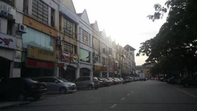 Mentari Plaza, Bandar Sunway, Selangor Ground Floor Shop Lot for Rent