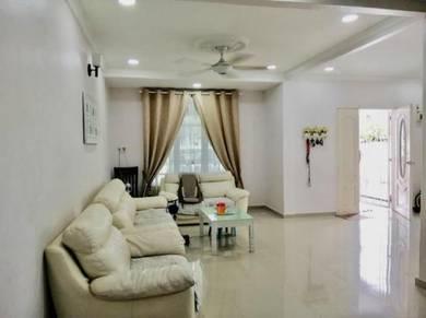 END LOT, RENOVATED UNIT, 2 storey, SS5, Kelana Jaya