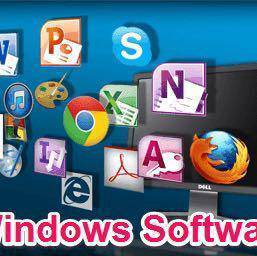 Computer softwares CD